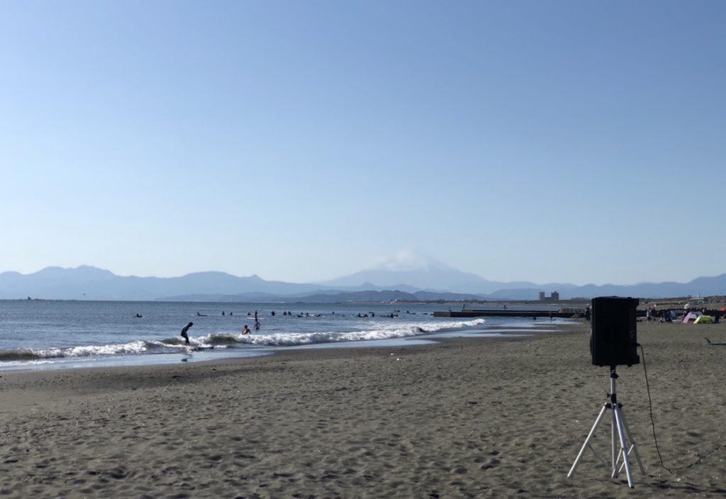 サーフィン初心者に優しい湘南のポイント①:鵠沼銅像前