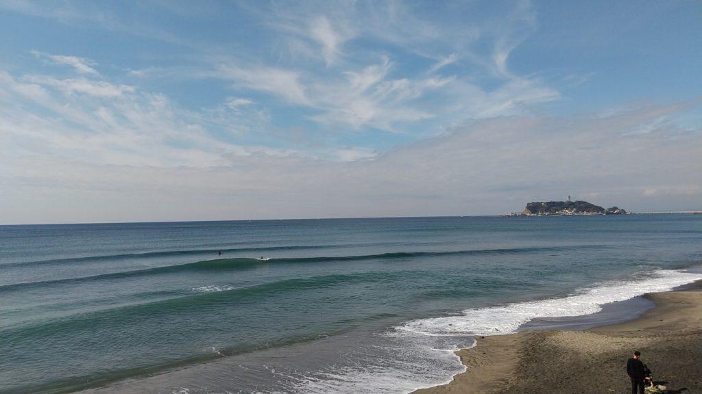 サーフィン初心者に優しい湘南のポイント③:七里ヶ浜